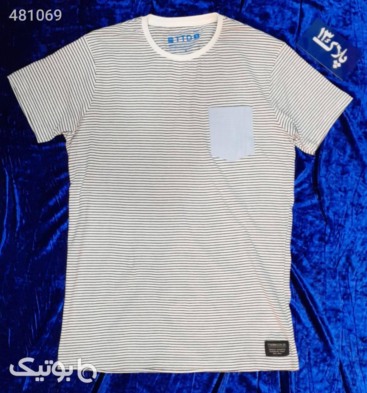 تیشرت  نقره ای تی شرت و پولو شرت مردانه