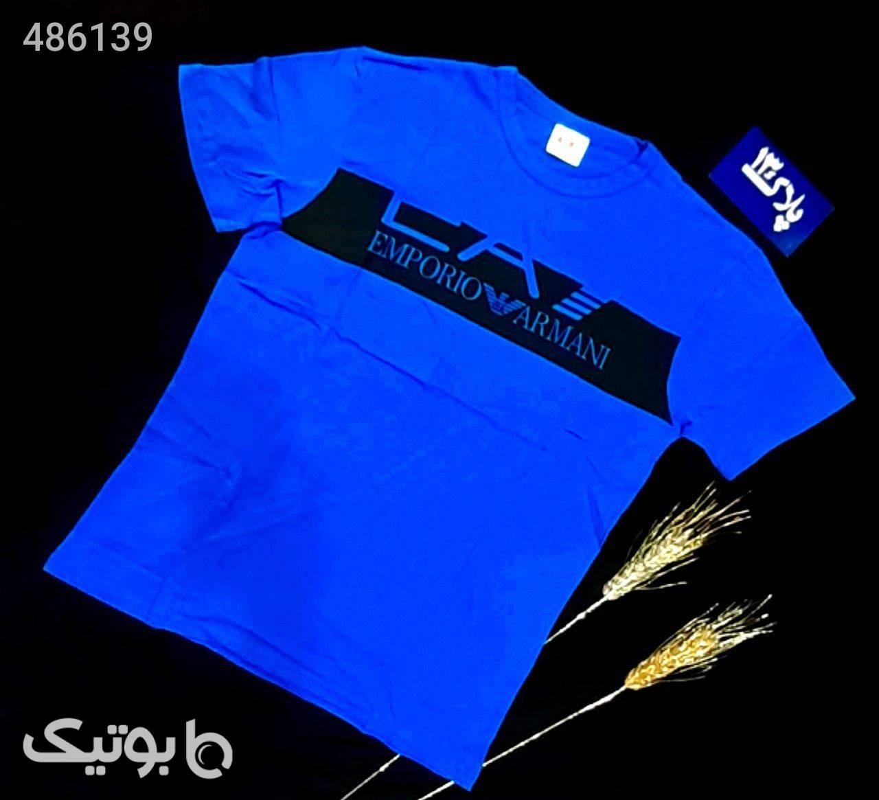 تیشرت  آبی تی شرت و پولو شرت مردانه