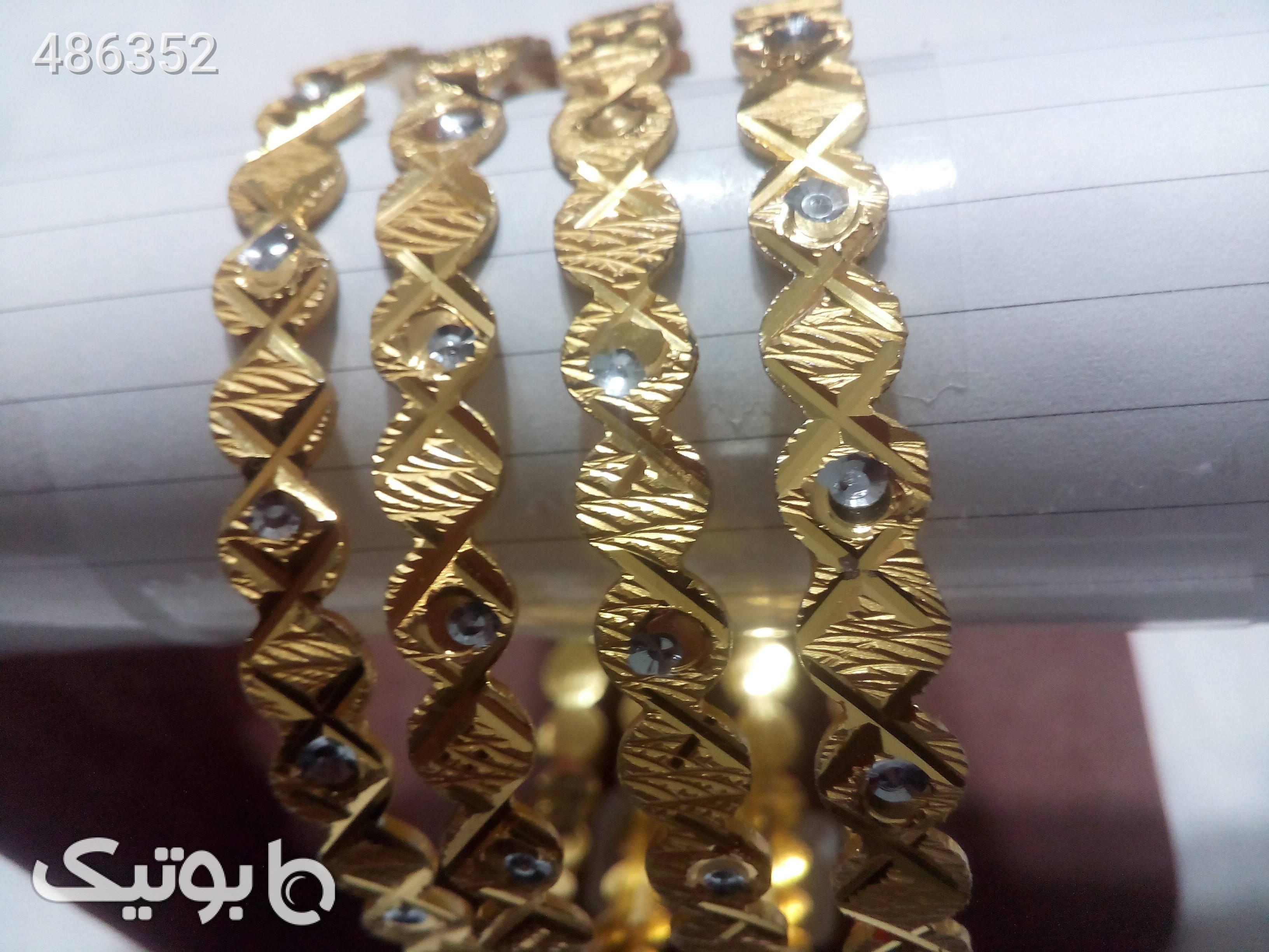 النگو طلایی دستبند و پابند