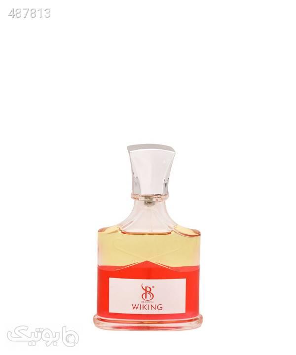 عطر جیبی مردانه برندینی Brandini مدل Wiking حجم 25 میلیلیتر نارنجی عطر و ادکلن