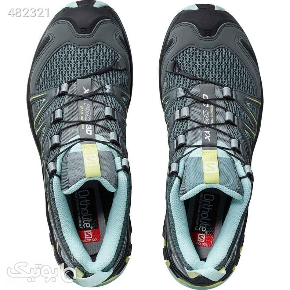 کفش تریال رانینگ سالومون Salomon XA Pro 3D طوسی كتانی زنانه
