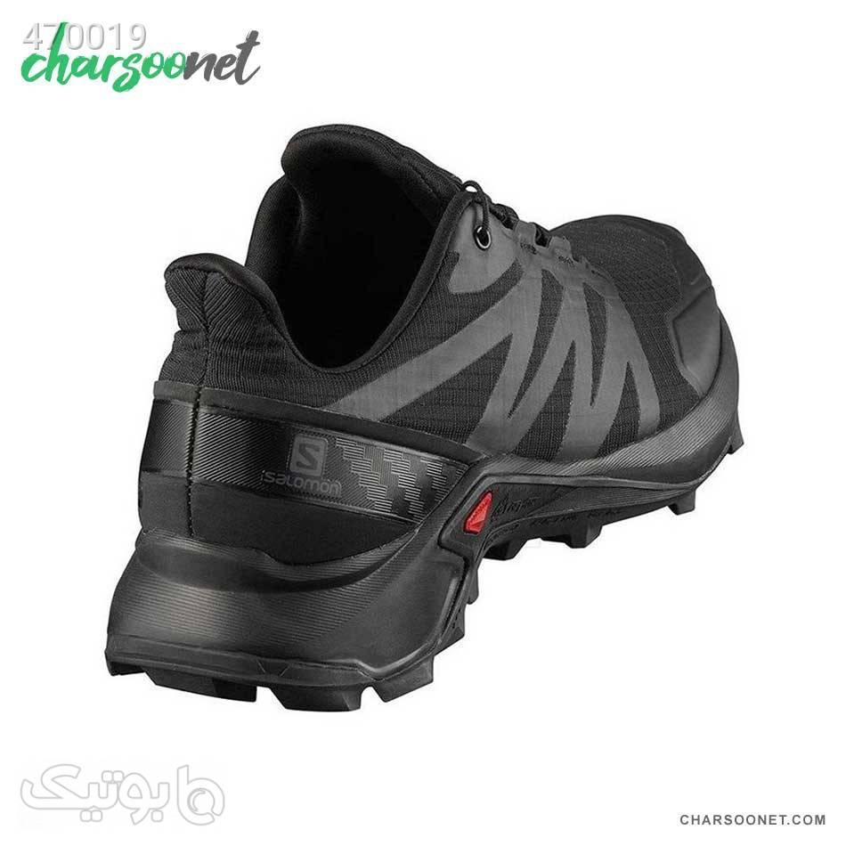 کفش دویدن سالومون Salomon supercross مشکی كتانی مردانه