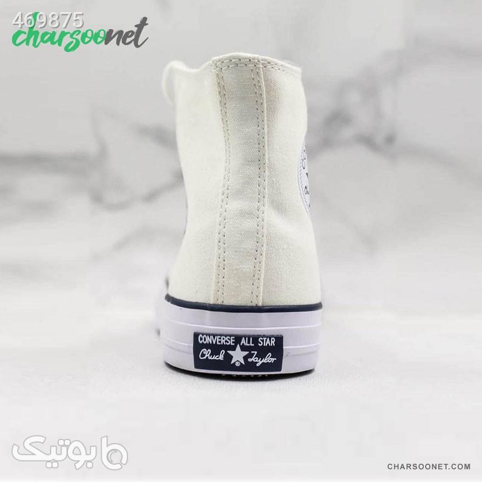 کفش طبی کانورس Converse Tomorrowland All Star 40Th Hi سفید كفش زنانه