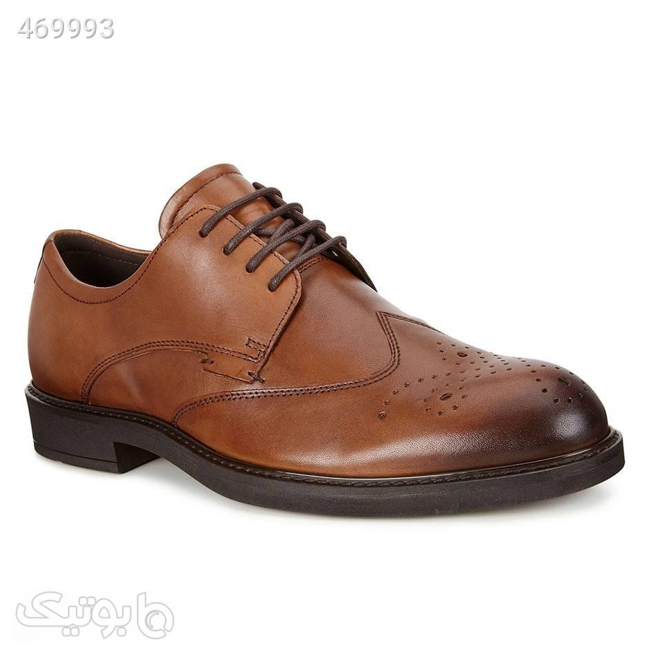 کفش اکو Ecco Vitrus Iii قهوه ای كفش مردانه