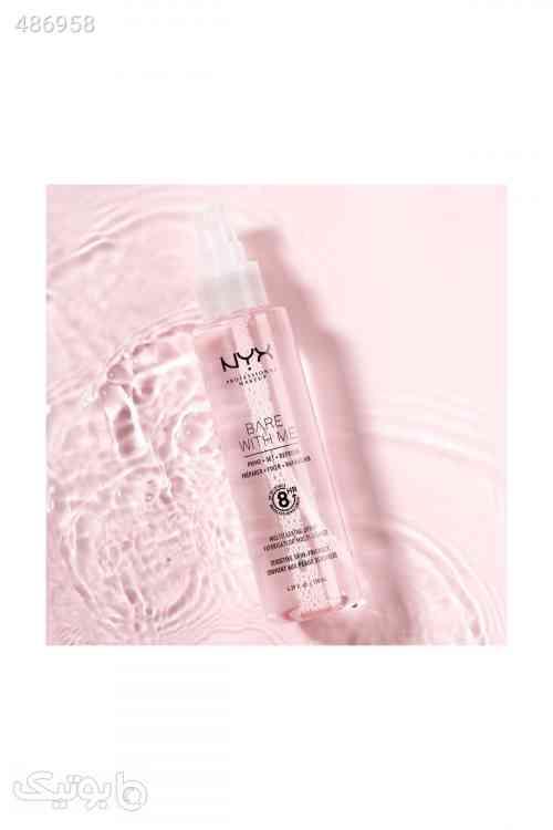 اسپری آرایش زنانه برند NYX Professional Makeup کد 1587562285 صورتی 99 2020