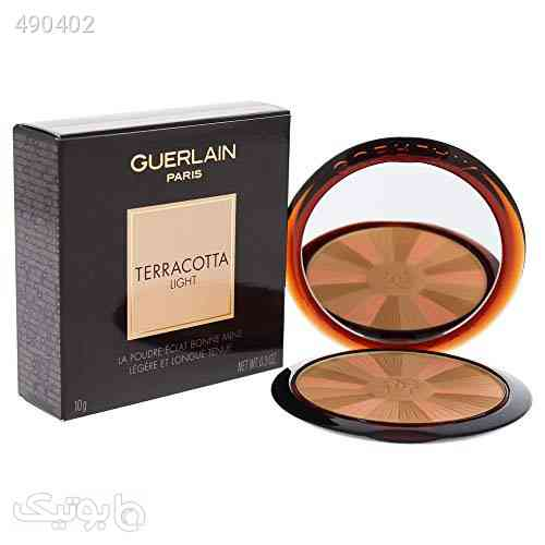Guerlain Terracotta Light The Healthy Glow Powder 01 Light Warm for Women, 0.3 Ounce قهوه ای 99 2020
