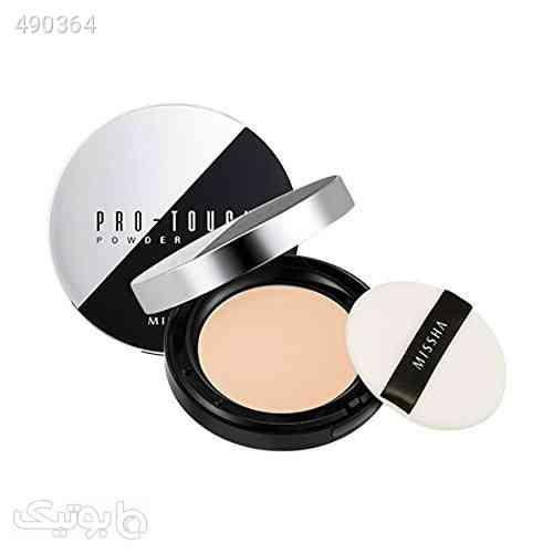 MISSHA Pro-Touch Powder Pact with SPF 25 Pa++, No.21 کرم 99 2020