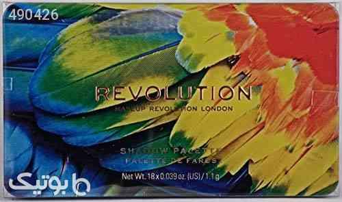Makeup Revolution Eyeshadow Palette, Forever Flawless Bird of Paradise نارنجی 99 2020