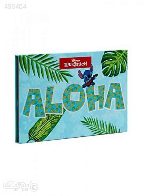 Pop Culture Referenced Eye Shadow Palette Makeup Kits (Disney Lilo & Stitch Aloha) زرشکی 99 2020