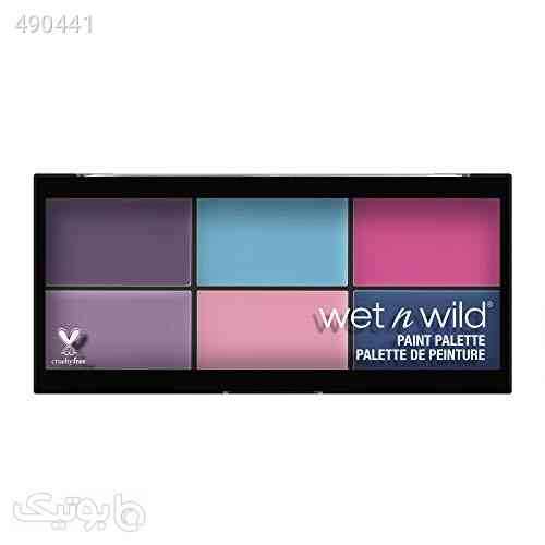 wet n wild Fantasy Makers Paint Palette, Brights فیروزه ای 99 2020