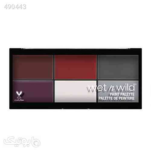 wet n wild Fantasy Makers Paint Palette, Smokey طوسی 99 2020