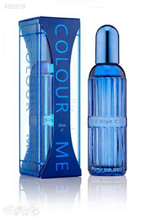 Colour Me | Blue | Eau de Toilette | Fragrance Spray For Men | Woody Aromatic Scent | 3 oz آبی 99 2020