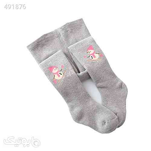 Baby Tights Pants With Footies 6-12 Months 12-18 Months Kids Tights Pantyhose Christmas Grey White طوسی 99 2020