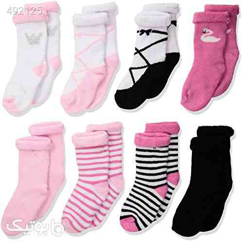 Hudson Baby Unisex Baby Essential Socks صورتی 99 2020