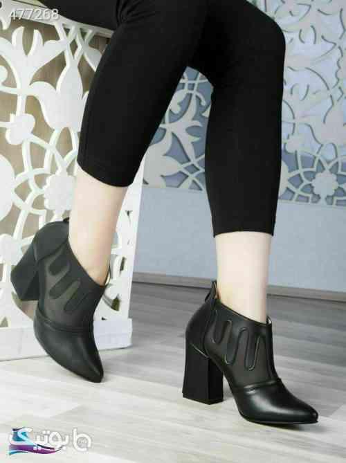 کفش راحیل مشکی 99 2020