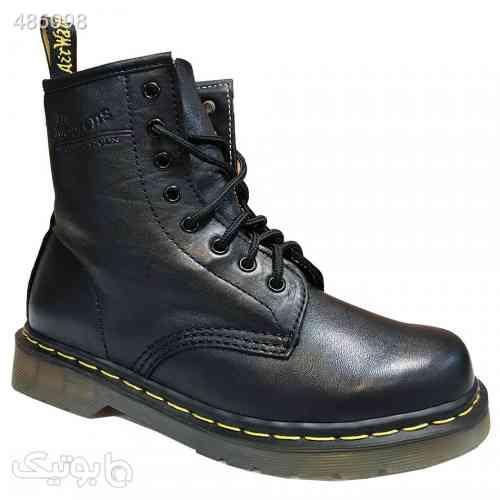 بوت چرم دکتر مارتین Dr Martens 1460 8-Eye Boot مشکی 99 2020