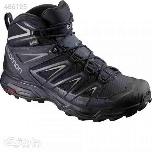 بوت کوهنوردی مردانه سالومون Salomon X Ultra 3 MID GTX مشکی 99 2020