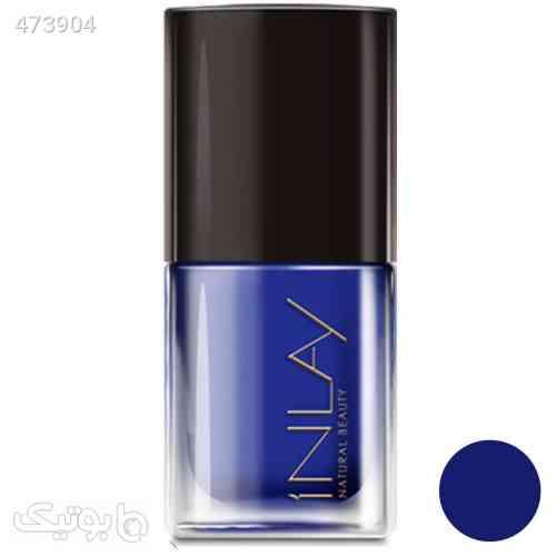 لاک ناخن این لی مدل Midnight Blue شماره 078 سورمه ای 99 2020