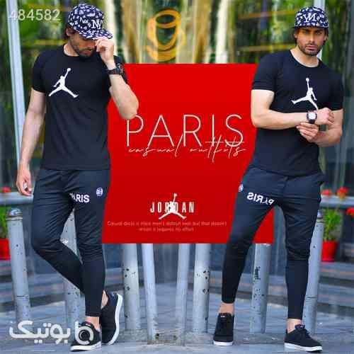 ست مردانه مدل PARIS  مشکی 99 2020