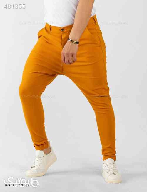شلوار مردانه Kiyan مدل 13869 نارنجی 99 2020