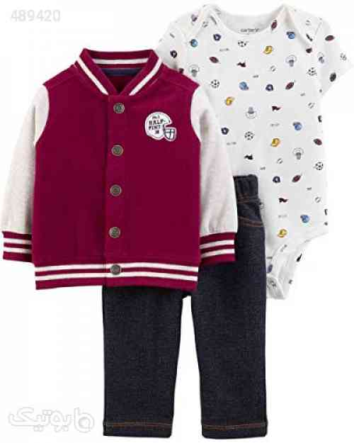 Carter's Baby Boys' Cardigan Sets 121h271 - لباس کودک پسرانه