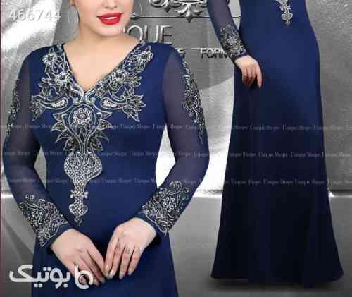 لباس مجلسی مدل ستاره زرشکی 99 2020