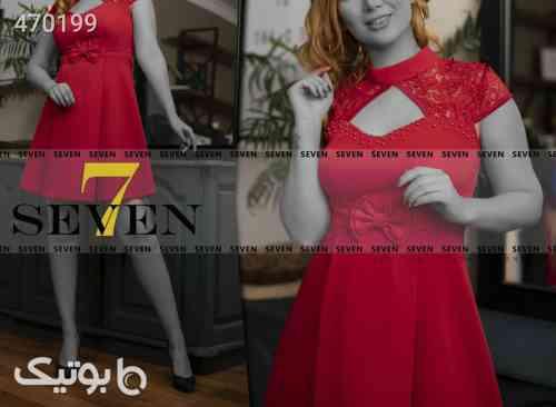لباس مجلسی  قرمز 99 2020