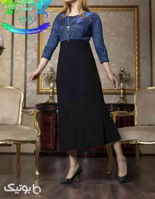 ماکسی مدل فرح سورمه ای 99 2020
