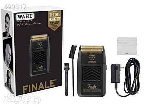 Wahl Professional 5-Star Series Finale Finishing Tool #8164 - Great for Professional Stylists and Barbers - Super Close - Black مشکی 99 2020