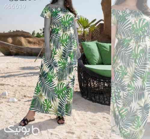 ماکسی ساحلی نایروبی سبز 99 2020