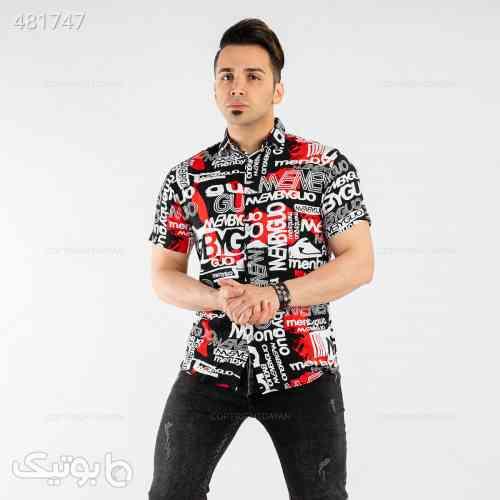 پیراهن مردانه Alma مشکی 99 2020