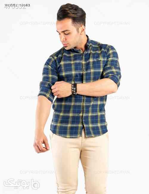پیراهن مردانه Araz مدل 13963 سورمه ای 99 2020