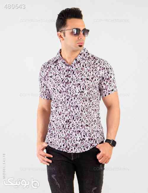 پیراهن مردانه Karen مدل 14178 سفید 99 2020