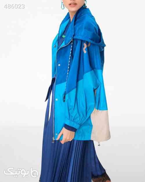 کاپشن چاپی آبی زنانه برند Twist کد 1592973209 آبی 99 2020