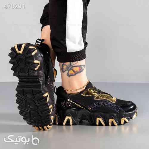حراج کفش فشن  زنانه ورساچه سورمه ای 99 2020