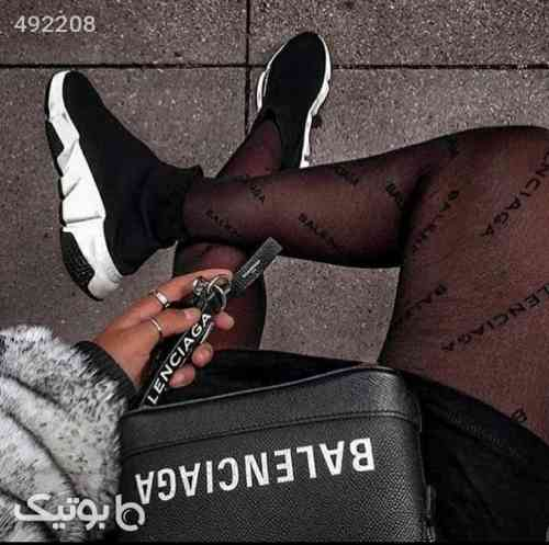 کفش جورابی مشکی 99 2020