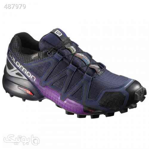 کفش رانینگ زنانه Salomon Speedcross 4 Nocturne GTX مشکی 99 2020
