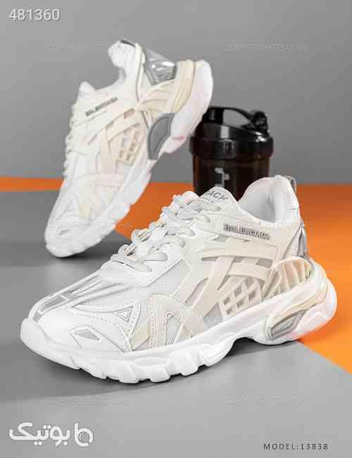 کفش ورزشی زنانه Balenciaga مدل 13838 سفید 99 2020