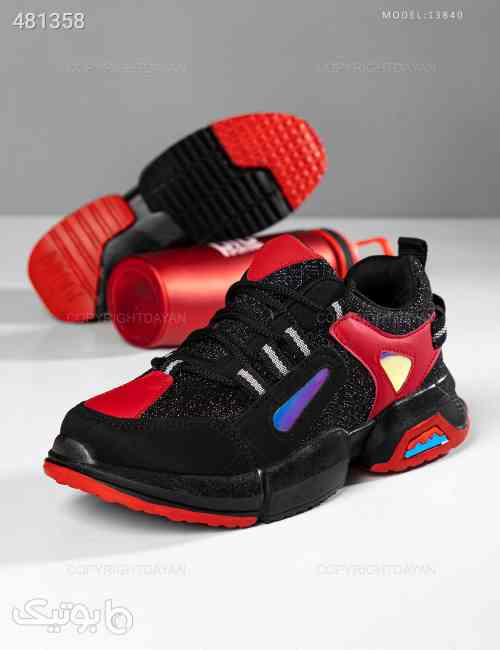 کفش ورزشی زنانه Elsa مدل 13840 مشکی 99 2020