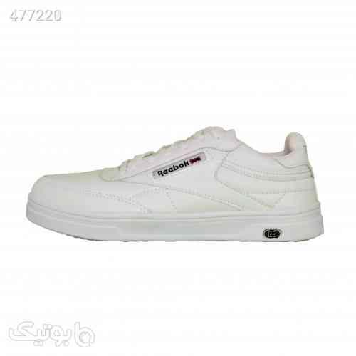 کفش کتانی زنانه و مردانه مدل Reebook سفید 99 2020
