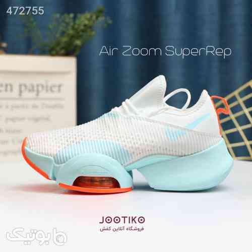 نایک ایر زوم سوپر رپ Air Zoom SuperRep سفید 99 2020