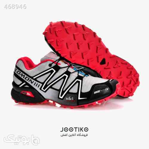 کفش مردانه سالامون اسپید کراس 3  قرمز 99 2020