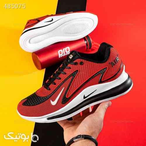 کفش مردانه نایک مدل 14156 قرمز 99 2020