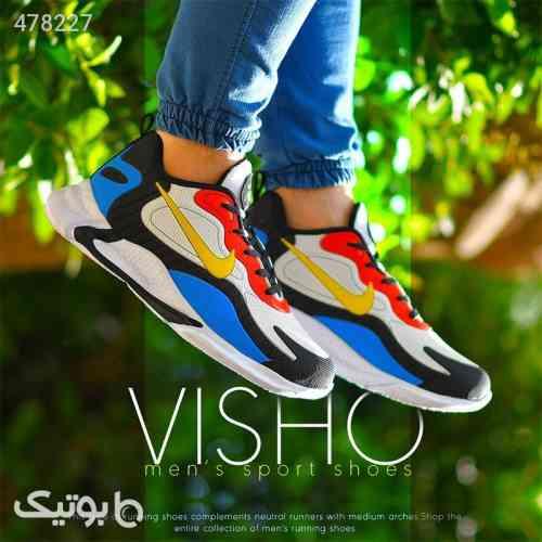 كفش مردانه NIKE مدل VISHO آبی 99 2020