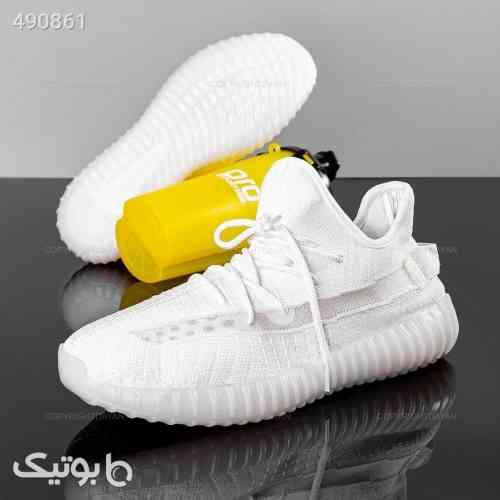 کفش ورزشی مردانه آدیداس مدل 13865 سفید 99 2020