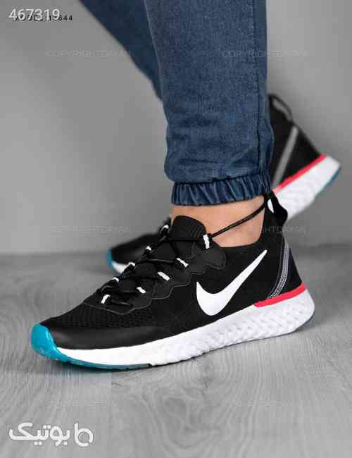 کفش ورزشی مردانه Nike مدل 13644 مشکی 99 2020