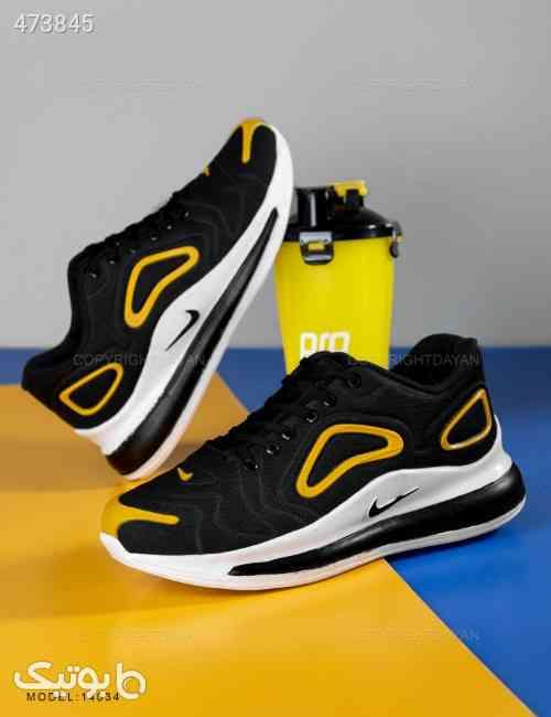 کفش مردانه مدل 14034  زرد 99 2020