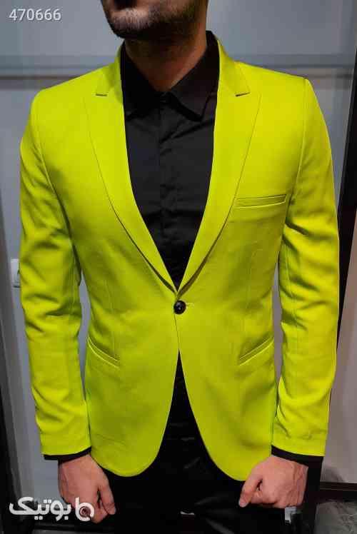 کت تک اسپرت رنگی سبز 99 2020