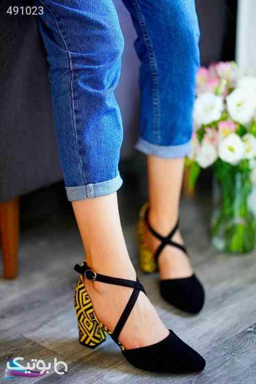 کفش آنا مشکی 99 2020