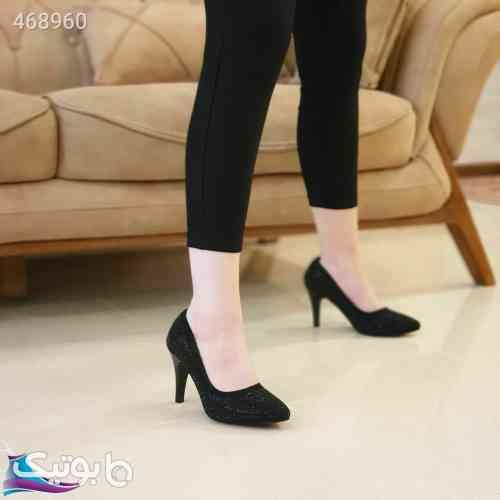 کفش بانو مشکی 99 2020